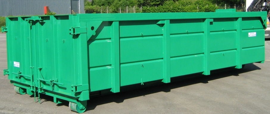 STANDARD WASTE HOOKLIFT CONTAINER