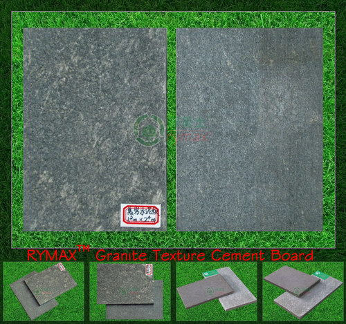 RYMAX Granite Texture Cement Board | Outdoor Wall Panel | Fiber Cement Board | FCB Board