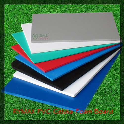 RYMAX PVC Celuka Foam Board | Decorative Panel | PVC Foam Board
